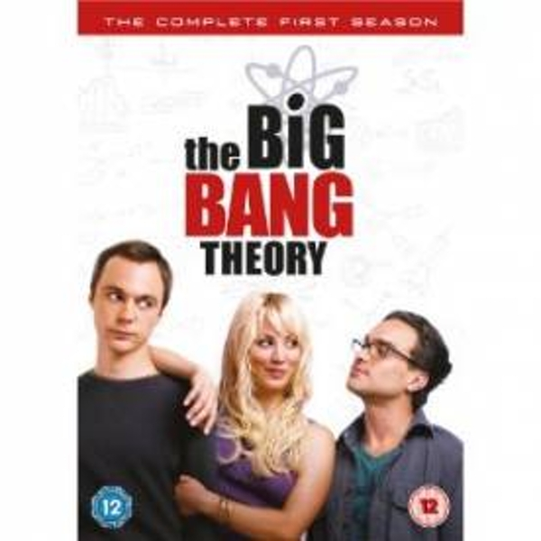 Big Bang Theory Complete First Series 1 DVD