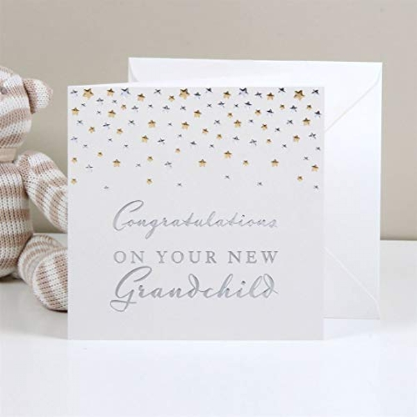 Bambino Deluxe Card - New Grandchild