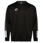 Sondico Venata Crew Sweat Youth 7-8 (SB) Black/Charcoal/White