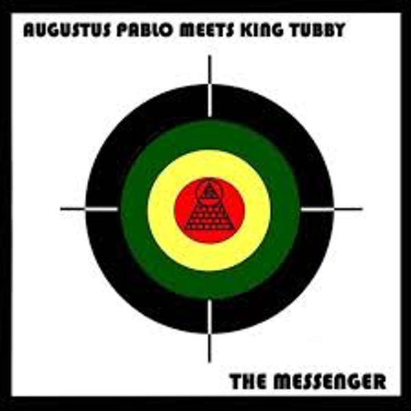 Augustus Pablo Meets King Tubby ‎– The Messenger Vinyl
