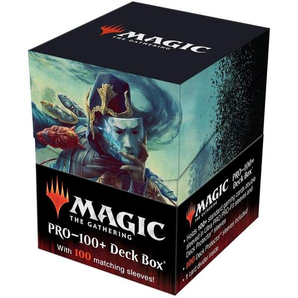 Ultra Pro Magic: The Gathering Commander Legends V1 PRO 100+ Deck Box and 100ct sleeves