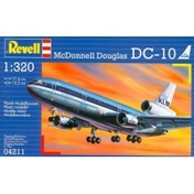 MDD DC-10 1:320 Revell Model Kit
