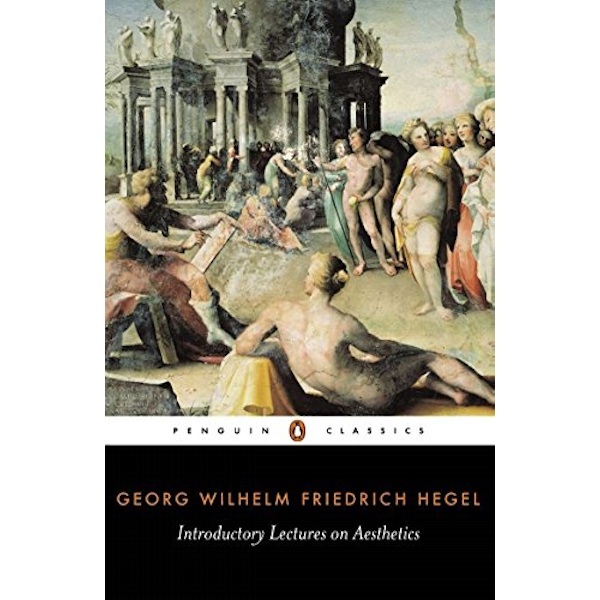 Introductory Lectures on Aesthetics by G. W. F. Hegel (Paperback, 1993)