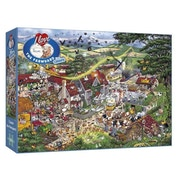 Gibsons I Love The Farmyard Jigsaw Puzzle - 1000 Pieces