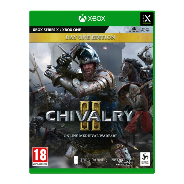 Chivalry II Day One Edition Xbox One | Xbox Series X Game