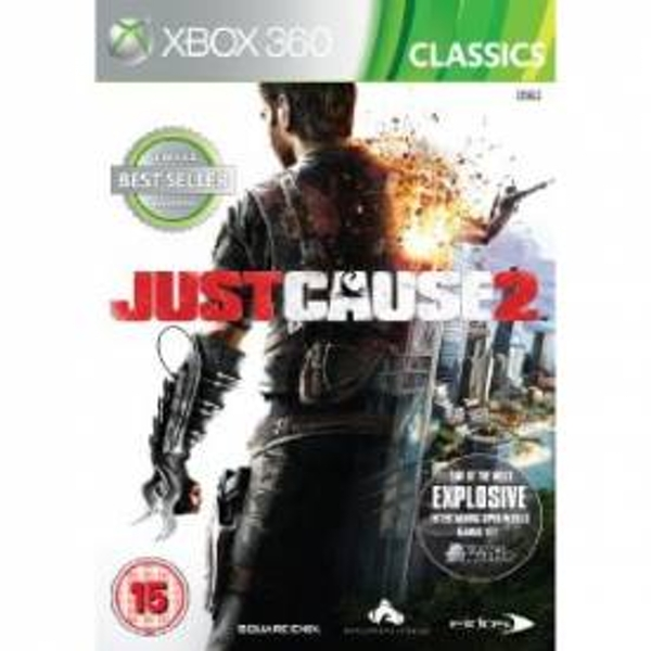 Just Cause 2 Game (Classics) Xbox 360