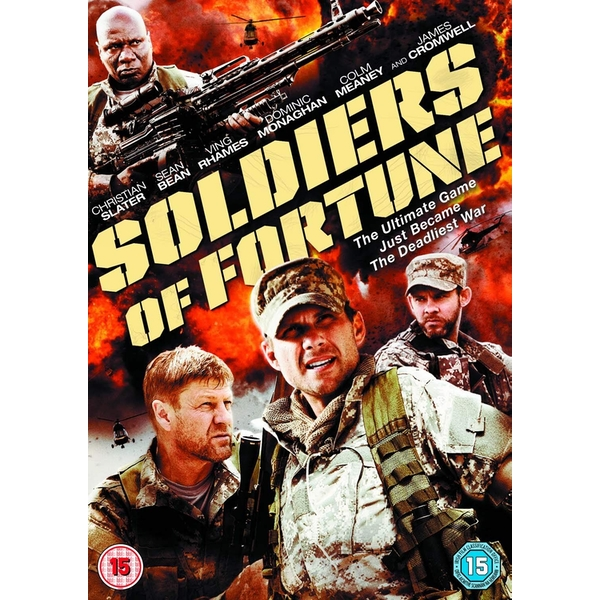 Soldiers Of Fortune DVD
