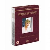 Murder, She Wrote - Season 4 DVD