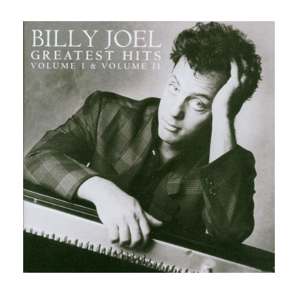 Billy Joel - Greatest Hits Volume I & Volume II CD