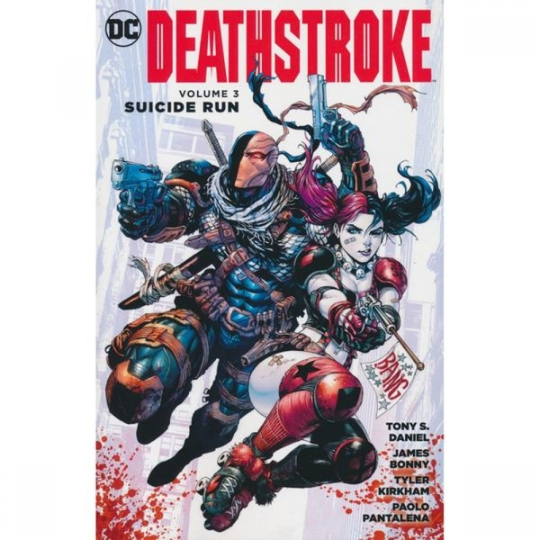 Deathstroke Volume 3: Suicide Run