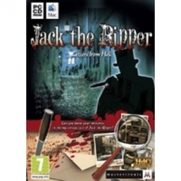 Jack the Ripper Letters from Hell Game PC