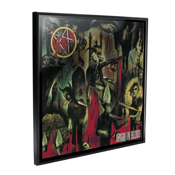 Reign in Blood (Slayer) Crystal Clear Picture