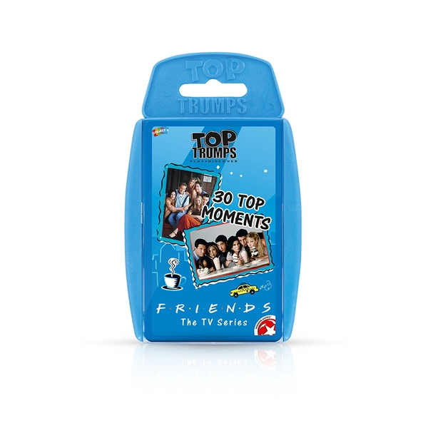 Top Trumps Friends - Image 1
