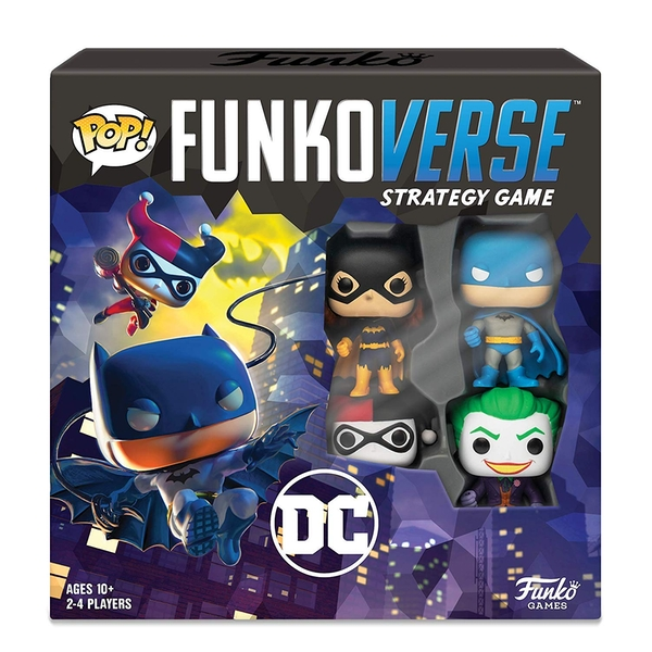 DC 100 Funkoverse Base Set