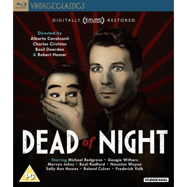 Dead Of Night Ealing Special Edition Blu Ray