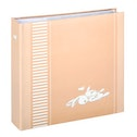 "Hama ""Lasse"" Memo Album, for 200 photos with a size of 10x15 cm, beige"