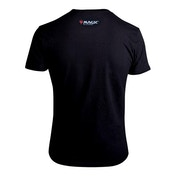 Hasbro - Magic: The Gathering Logo Men's X-Large T-Shirt - Black