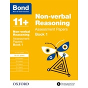 Bond 11+: Non-verbal Reasoning: Assessment Papers: 10-11+ years Book 1 by Alison Primrose, Bond (Paperback, 2015)
