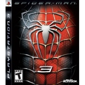 Spider-Man 3 PS3 Game (#)