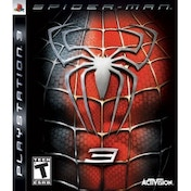 Spider-Man 3 PS3 Game