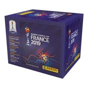 Womens World Cup 2019 Football Sticker Collection (50 Packs)