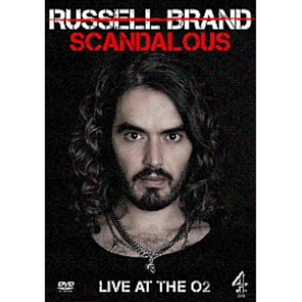Russell Brand - Scandalous - Live At The 02 DVD