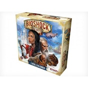 Bioshock Infinite The Siege Of Columbia Board Game