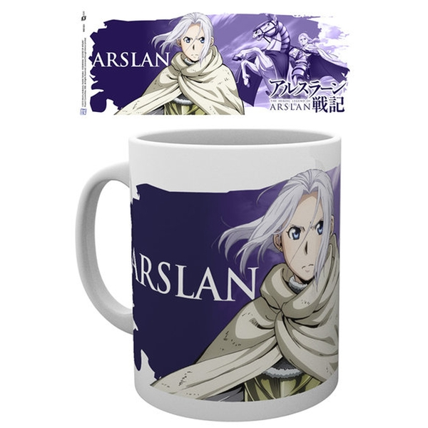 The Legend Of Arslan Arslan Mug