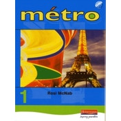 Metro 1 Pupil Book Euro Edition by Pearson Education Limited (Paperback, 2002)