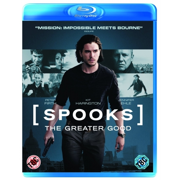 Spooks: The Greater Good Blu-ray