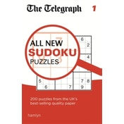 Telegraph All New Sudoku Puzzles 1: 1 by The Telegraph (Paperback, 2014)