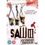 Saw 3 Extreme Edition DVD
