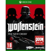Ex-Display Wolfenstein The New Order Game Xbox One Used - Like New