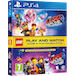 The Lego Movie 2 Game & Film Double Pack PS4 Game - Image 2