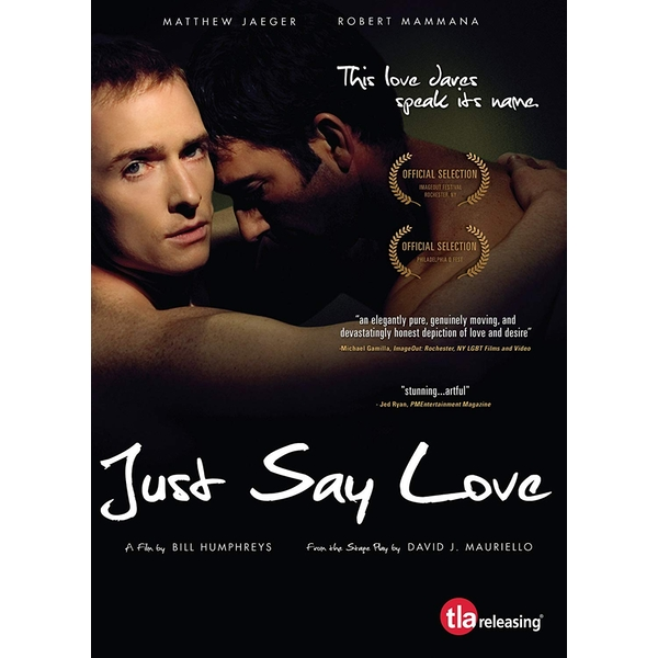 Just Say Love DVD