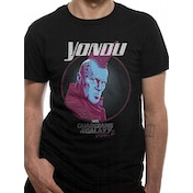 Guardians Of The Galaxy Vol 2 - Yondu Men's Large T-Shirt - Black