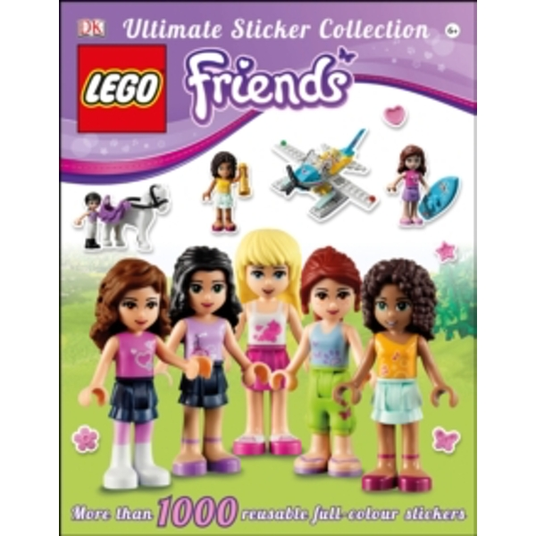 LEGO (R) Friends Ultimate Sticker Collection by Beth Landis Hester, DK (Paperback, 2013)