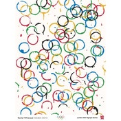 Rachel Whiteread London 2012 Paralympics Maxi Poster