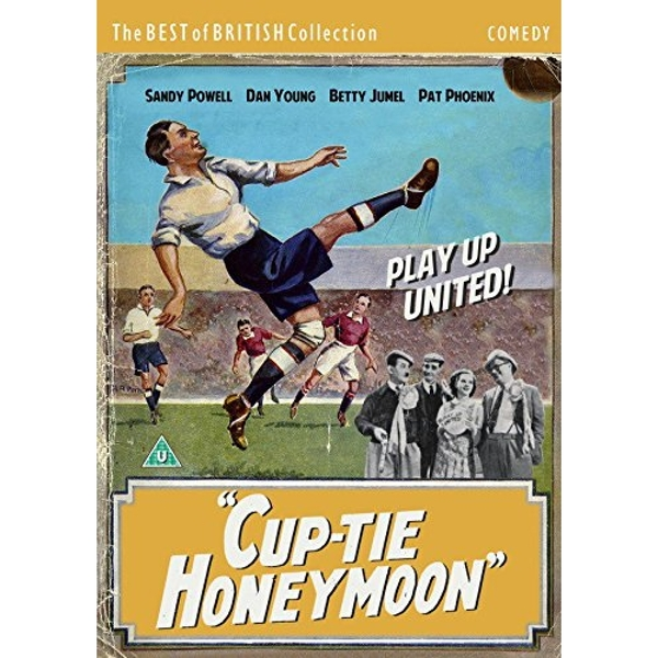 Cup-Tie Honeymoon DVD