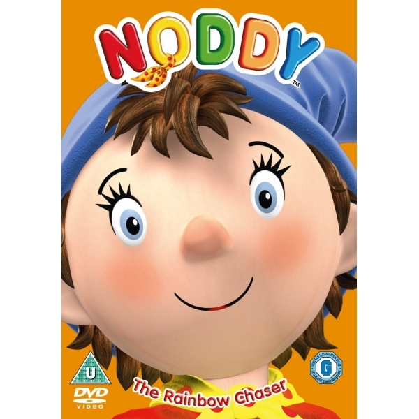 Noddy and the Rainbow Chaser DVD
