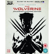 The Wolverine Blu-ray 3D Blu-ray UV Copy