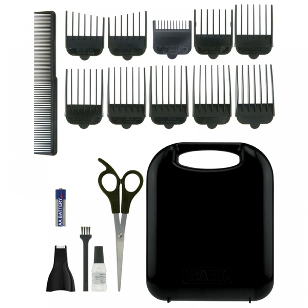 Wahl 79449-317 GroomEase Hair Clipper & Trimmer Gift Set UK Plug - Image 2