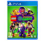 Lego DC Super Villains PS4 Game