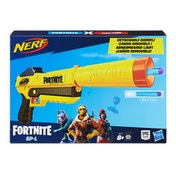 Nerf Fortnite SP-L Blaster with Detachable Barrel and 6 Official Fortnite Elite Darts