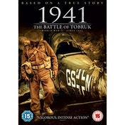 1941 - The Battle Of Tobruk DVD