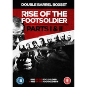 Rise of the Footsoldier 1 & 2 DVD