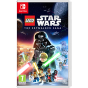 Lego Star Wars The Skywalker Saga Nintendo Switch Game