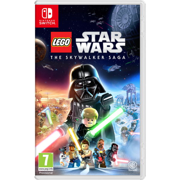 Lego Star Wars The Skywalker Saga Nintendo Switch Game - Image 1