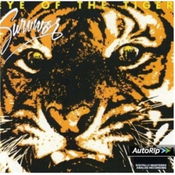 Survivor - Eye Of The Tiger CD