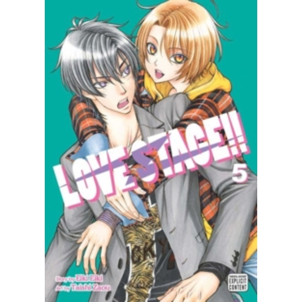Love Stage!!, Vol. 5 : 5